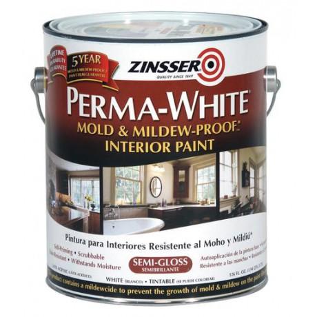 Rust Oleum Zinsser® Perma White Int Semi-Gloss # 2761