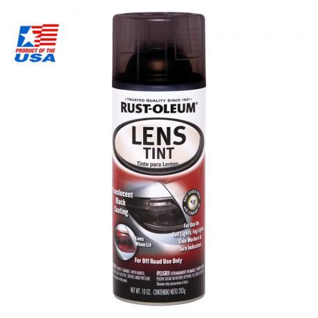 Rust Oleum Lens Tint สเปรย์ พ่นโคมไฟ รมดำ โปร่งแสง
