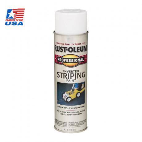 Rust Oleum Inverted Striping # 2593 Stripe White