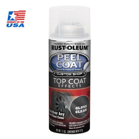 Rust Oleum Peel Coat Gloss Clear - สีลอกได้ สำหรับเคลือบเงา