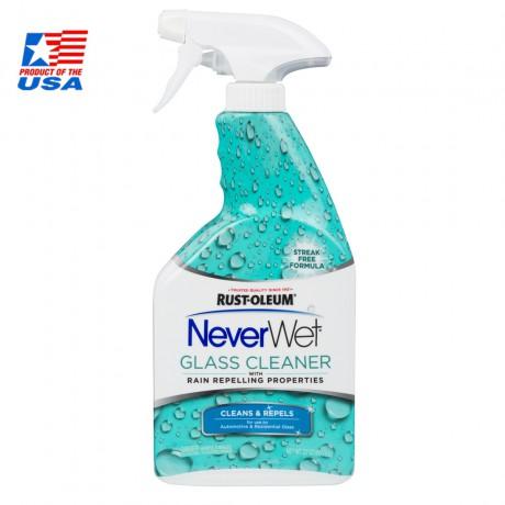 Rust Oleum NEVERWET® Glass Cleaner