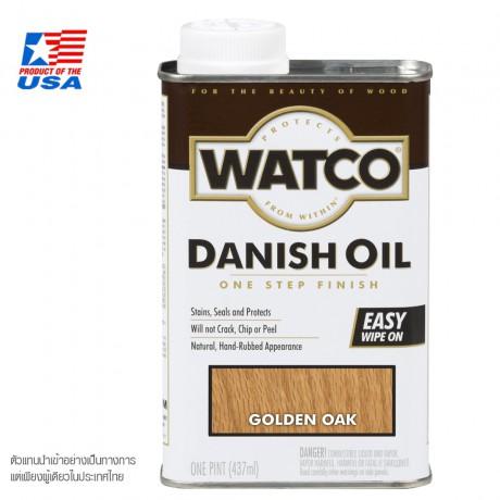 Watco Danish Oil - Golden Oak # 65151H