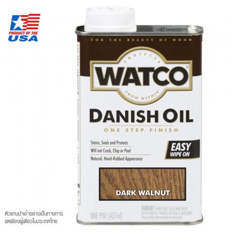 Watco Danish Oil - Dark Walnut # 65851