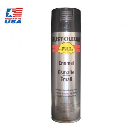 Rust Oleum High Performace Spray สีสเปรย์ อุตสาหกรรม ชนิดทนพิเศษ Black